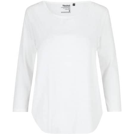 Ladies Three Quarter Sleeve T-Shirt von Neutral (Artnum: NE81006