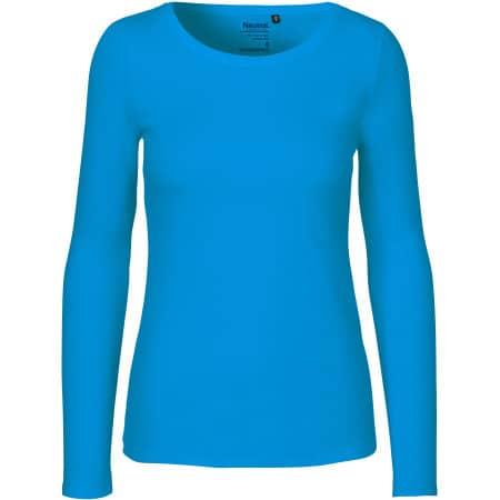 Ladies` Long Sleeve T-Shirt von Neutral (Artnum: NE81050