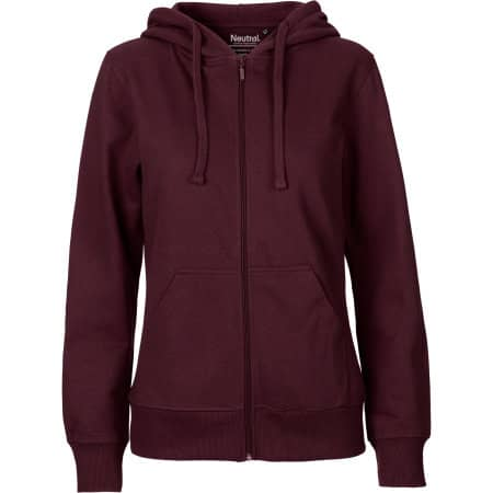 Ladies` Zip Hoodie von Neutral (Artnum: NE83301