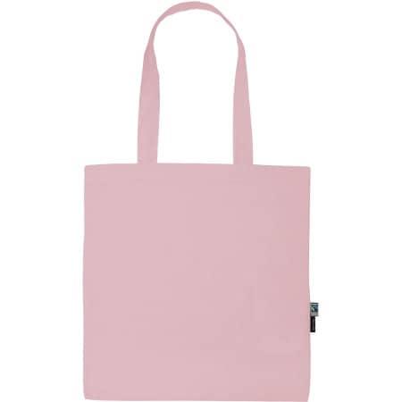 Shopping Bag with Long Handles in Light Pink von Neutral (Artnum: NE90014