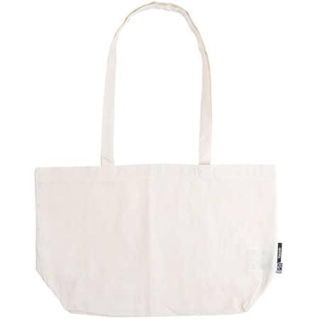Shopping Bag with Gusset in Nature von Neutral (Artnum: NE90015