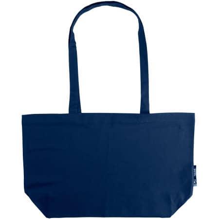 Shopping Bag with Gusset von Neutral (Artnum: NE90015