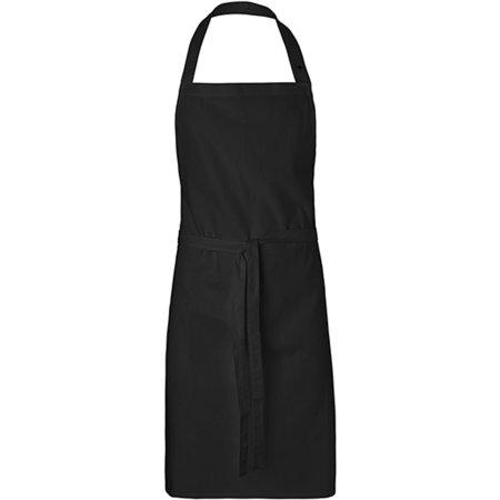 Chef Apron in Black von Neutral (Artnum: NE92003