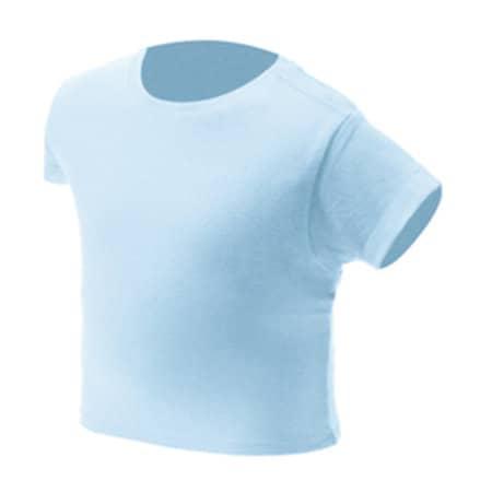 Baby T-Shirt NH140B in Sky von Nath (Artnum: NH140B