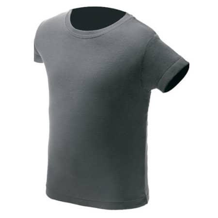 Kids` T-Shirt NH140K in Dark Grey von Nath (Artnum: NH140K