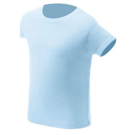 Kids` T-Shirt NH140K in Sky von Nath (Artnum: NH140K
