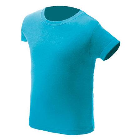 Kids` T-Shirt NH140K in Turquoise von Nath (Artnum: NH140K