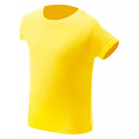 Kids` T-Shirt NH140K in Yellow von Nath (Artnum: NH140K