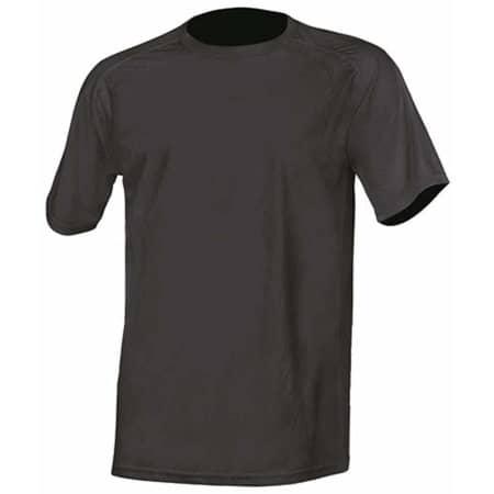 Men`s Sport Shirt in Black von Nath (Artnum: NH250