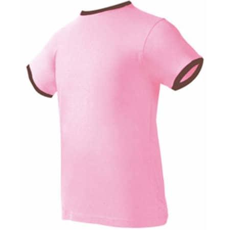 Boston T-Shirt in Pink|Chocolate von Nath (Artnum: NH351