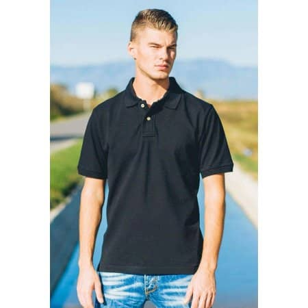 Men`s Absolut Piqué Polo von Nath (Artnum: NH352