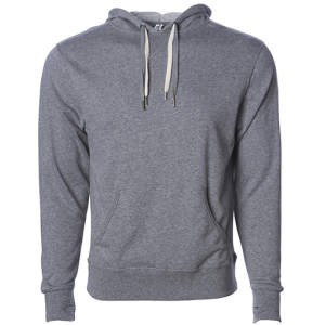 Unisex Midweight French Terry Hooded Pullover