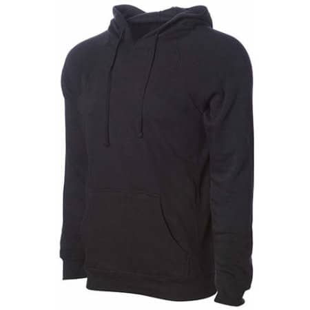 Unisex Midweight Special Blend Raglan Hooded Pullover von Independent (Artnum: NP305
