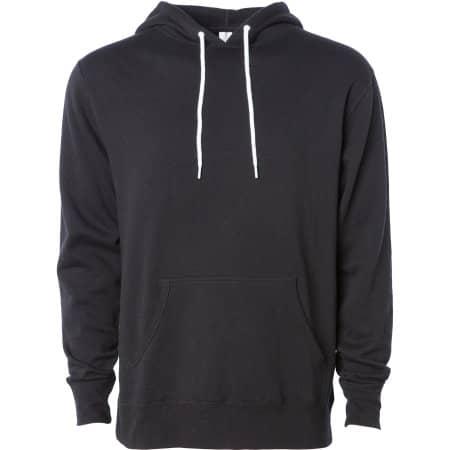 Unisex Lightweight Hooded Pullover von Independent (Artnum: NP306
