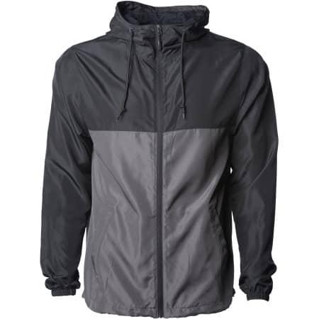 Men`s Lightweight Windbreaker Jacket von Independent (Artnum: NP700