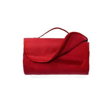 Fleece-Picknickdecke Basic von Giving Europe (Artnum: NT1921