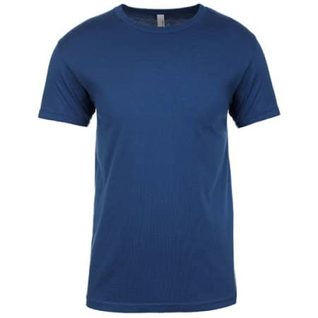 Men`s Crew Neck T-Shirt von Next Level Apparel (Artnum: NX3600