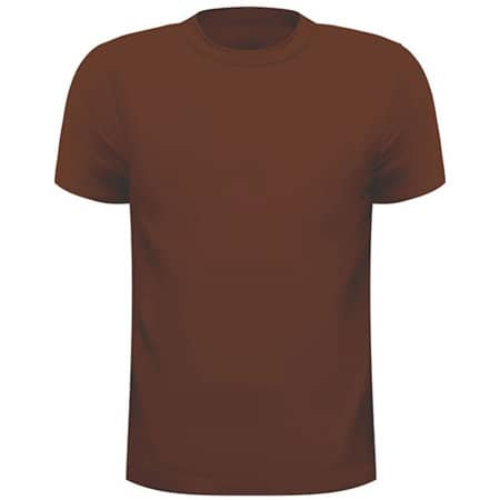 Funktions-Shirt Basic in Chocolate von Oltees (Artnum: OT010