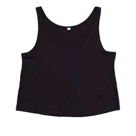 Women`s Organic Crop Vest von Mantis (Artnum: P127