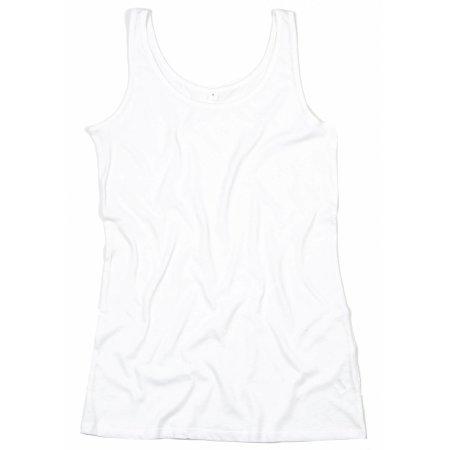 Women`s Long Length Vest von Mantis (Artnum: P72