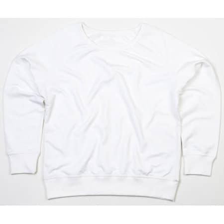 Women`s Favourite Sweatshirt in White von Mantis (Artnum: P77