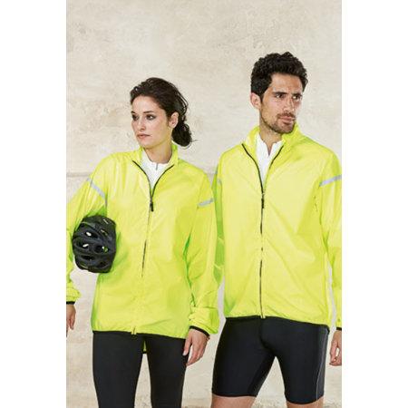 Unisex Bikewear Jacket von Pro Act (Artnum: PA213