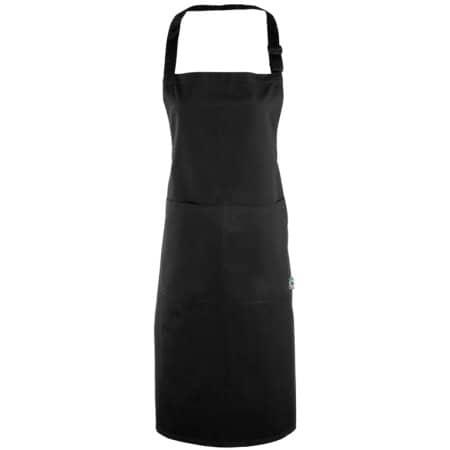 Latzschürze (Fairtrade Baumwolle) von Premier Workwear (Artnum: PW112
