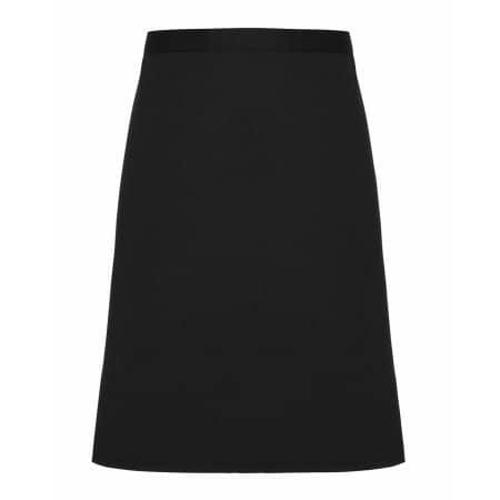 Mid-Length Apron (Fairtrade Baumwolle) von Premier Workwear (Artnum: PW114