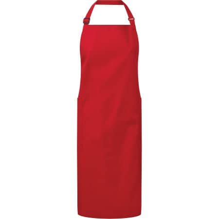 Recycled & Organic Fairtrade Bib Apron von Premier Workwear (Artnum: PW120