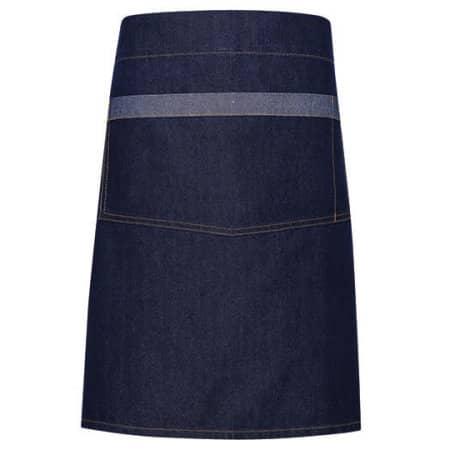 Domain Contrast Denim Waist Apron von Premier Workwear (Artnum: PW128
