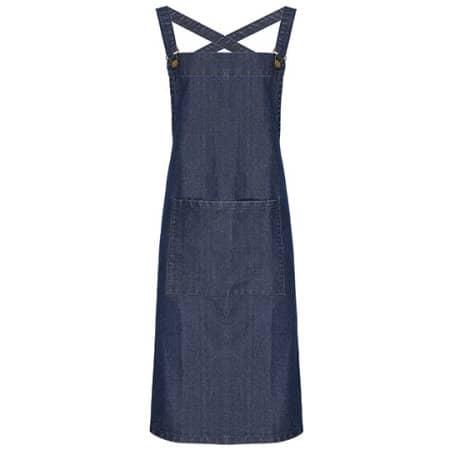 Cross Back Barista Bib Apron von Premier Workwear (Artnum: PW129