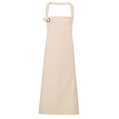 Calibre Heavy Cotton Canvas Bib Apron von Premier Workwear (Artnum: PW130