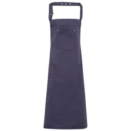 Cotton Chino Bib Apron von Premier Workwear (Artnum: PW132