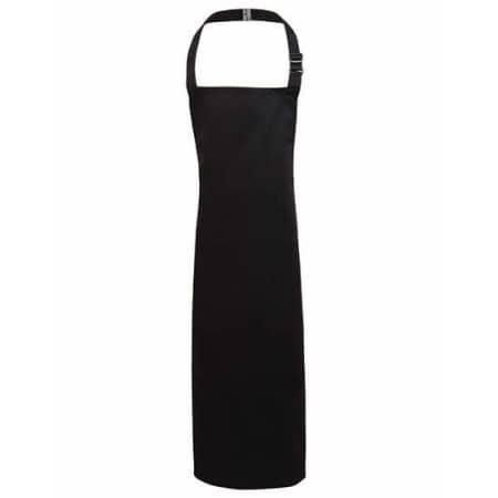 Childrens Apron in Black von Premier Workwear (Artnum: PW149