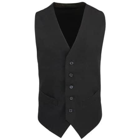 Men`s Lined Polyester Waistcoat von Premier Workwear (Artnum: PW622