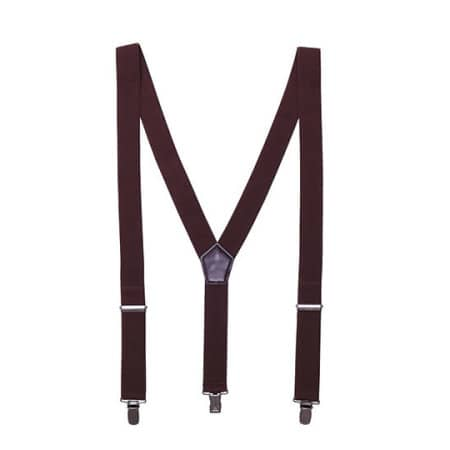 Clip On Trousers Braces / Suspenders von Premier Workwear (Artnum: PW701