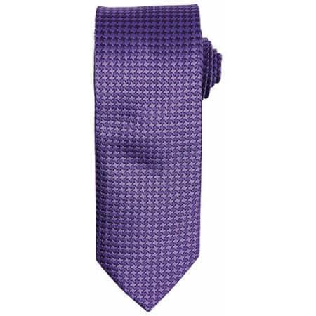 Puppy Tooth Tie von Premier Workwear (Artnum: PW787