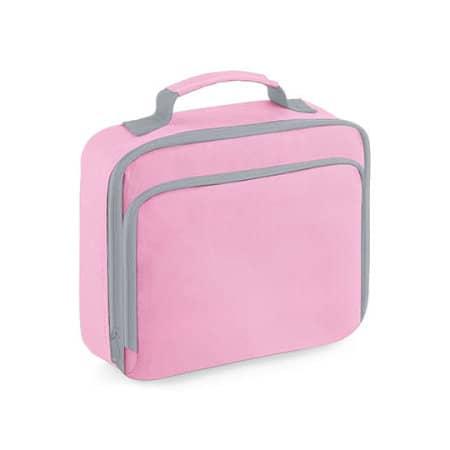 Lunch Cooler Bag in Classic Pink von Quadra (Artnum: QD435
