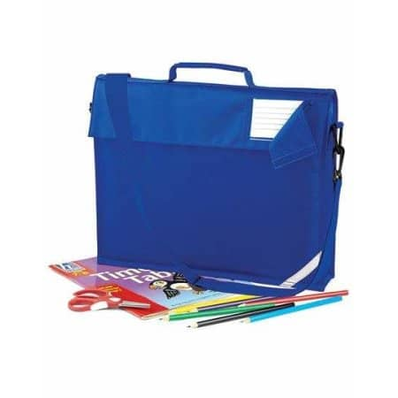 Junior Book Bag with Strap von Quadra (Artnum: QD457