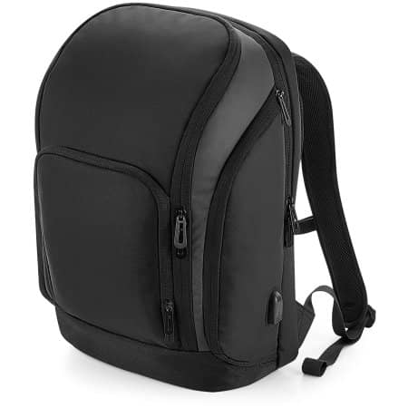 Pro-Tech Charge Backpack von Quadra (Artnum: QD910
