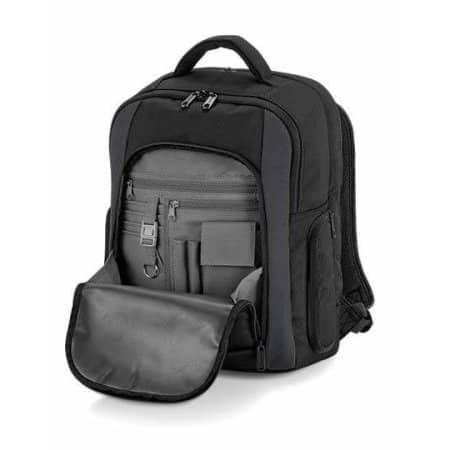 Tungsten™ Laptop Backpack von Quadra (Artnum: QD968
