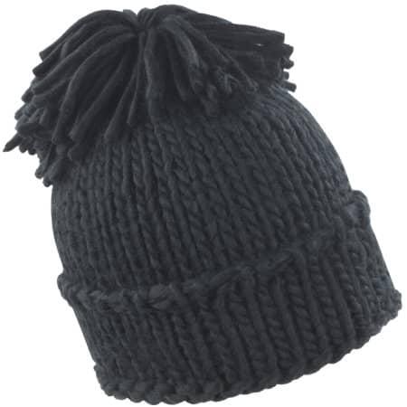 Spider Pom Pom Hat von Result Winter Essentials (Artnum: RC355