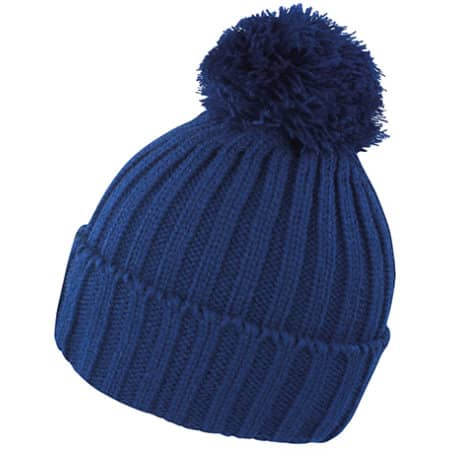 HDi Quest Knitted Hat von Result Winter Essentials (Artnum: RC369