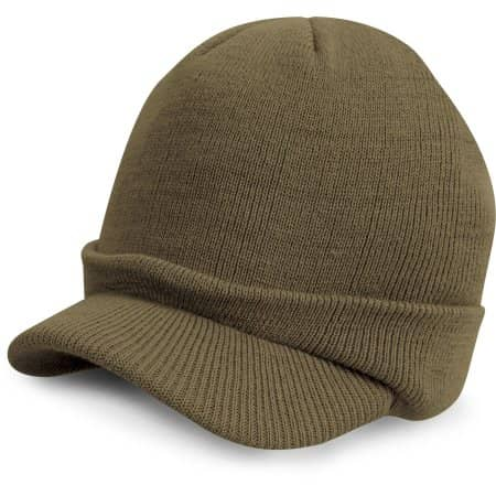 Esco Army Knitted Hat von Result Winter Essentials (Artnum: RC60