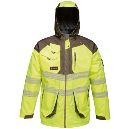Hi-Vis Parka Jacket von Regatta Tactical (Artnum: RG340