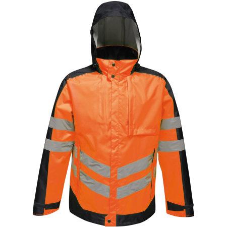 Hi-Vis Pro Insulated Jacket von Regatta (Artnum: RG341