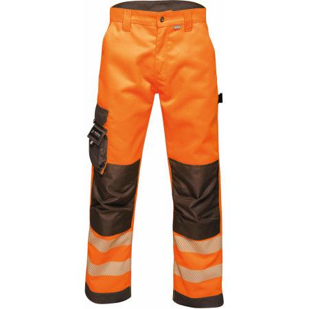 Hi-Vis Trouser von Regatta Tactical (Artnum: RG377R