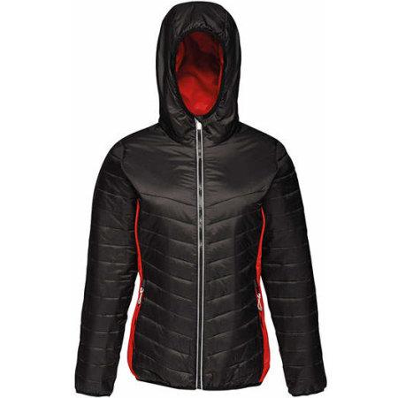 Women´s Lake Placid Insulated Jacket von Regatta Activewear (Artnum: RG465