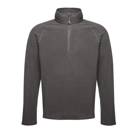 Parkline Zip Neck Mini Stripe Micro Fleece von Regatta (Artnum: RG511