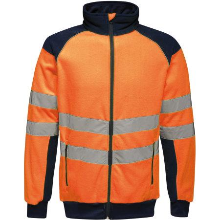 Hi-Vis Pro Fleece Jacket von Regatta (Artnum: RG525